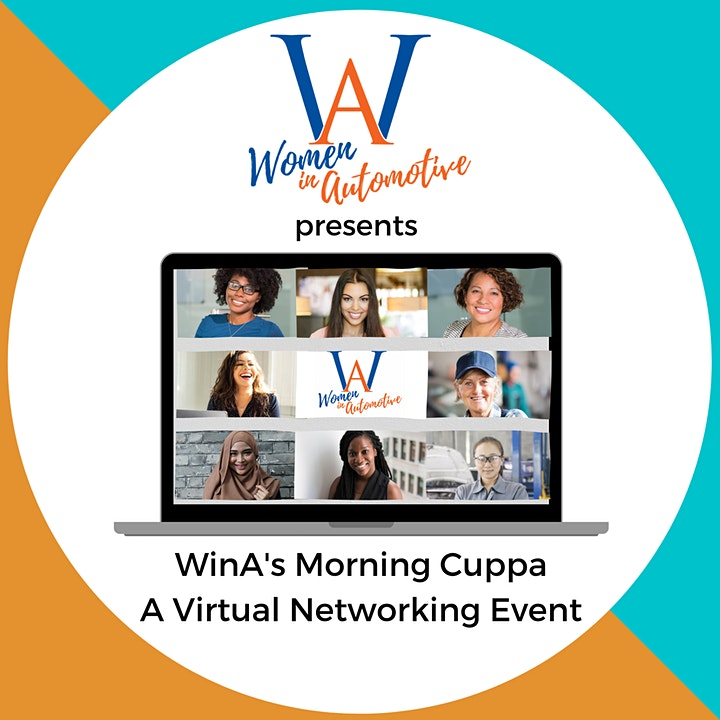 WinA's Morning Cuppa Virtual Networking Event session 2 image