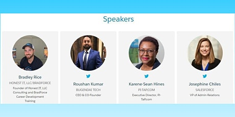 Building Your Own Brand in the Salesforce Ecosystem | #SalesforceJobs tickets