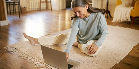 Gentle Yoga and Mindful Movements for Seniors ONLINE tickets
