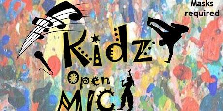 Kidz Open Mic tickets
