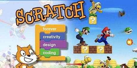 Coding creativo con Scratch 3.0 biglietti