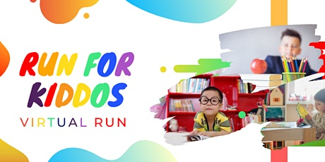 Run for Kiddos / Around the World Experience Virtual Race tickets
