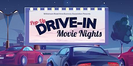 Pop-up Drive-in Movie Night -- Roanoke! tickets