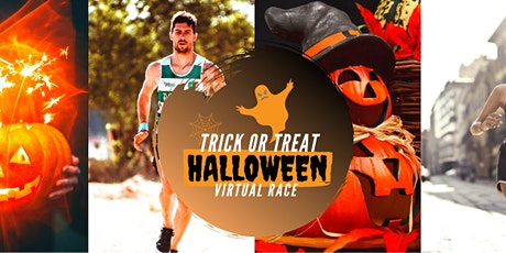 Trick or Treat Halloween Virtual Race tickets