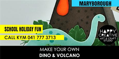 Dino & Volcano tickets