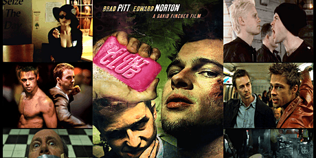 Drive In Movie & Dinner: FIGHT CLUB tickets