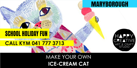 Ice-cream Cat tickets