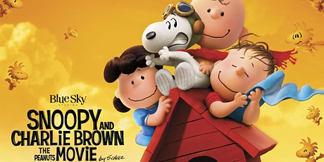 Drive In Movie & Dinner: THE PEANUTS MOVIE tickets