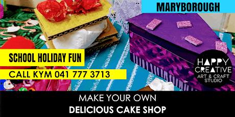 Delicious Cake Shop tickets