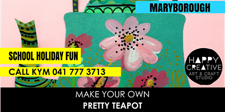 Sweet Teapot tickets