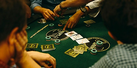 Carbon's Monthly Charity Poker Night - October 2020 tickets