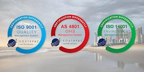 QA/ISO Certification Information Session (Brisbane  CBD) tickets