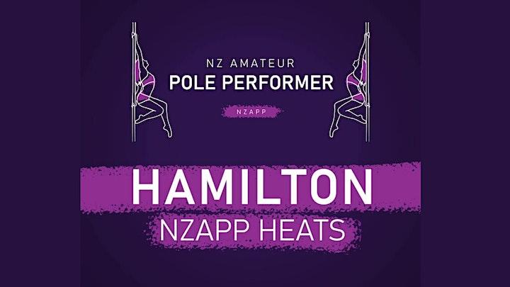 NZAPP Hamilton Heat 2021 image