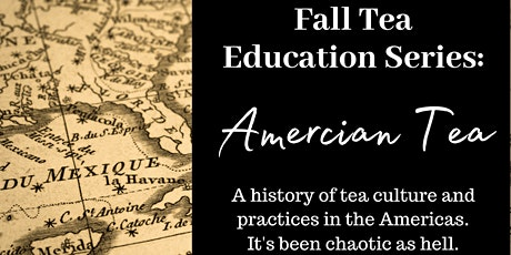 American Tea tickets