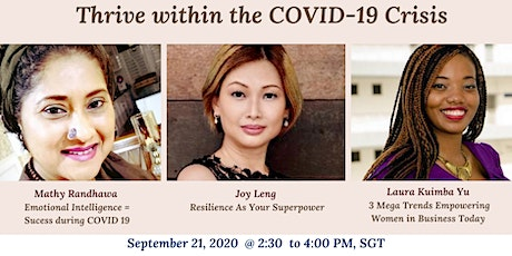 Women Empowerment:  Thrive within the  COVID-19 Crisis tickets