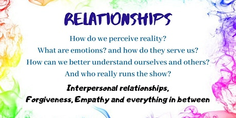 Interpersonal Relationships tickets