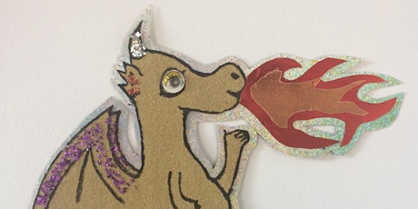 Crazy Creature Stickers @ Launceston Library tickets