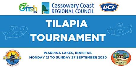 2020 Tilapia Tournament tickets