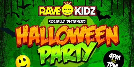 Rve Kidz Halloween Party - Blackpool tickets