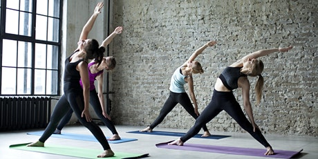 Copy of Free Yoga Classes for CDU International Students tickets
