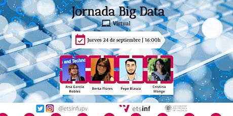 Jornada Virtual de Big Data entradas