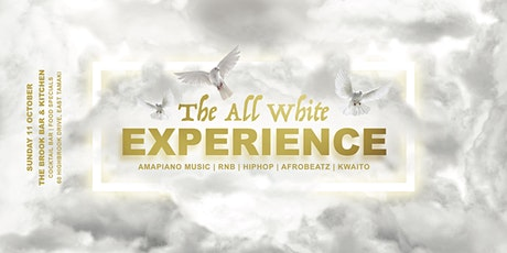 The All White Experience tickets