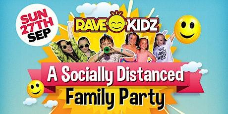 Rave Kidz - Rawtenstal tickets