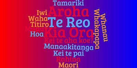 GGL Te Reo Māori Kōrero / Conversation Sessions tickets