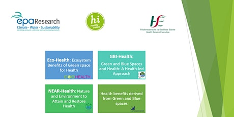 Key Findings of the Joint EPA-HSE Environment & Health Research Projects tickets