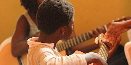INITIATION à la guitare AFRO pour ENFANTS billets