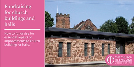 Fundraising for church buildings and halls tickets