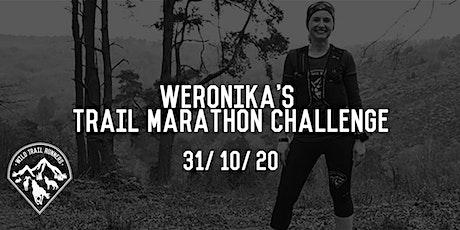 Weronika's NDW trail marathon challenge! tickets