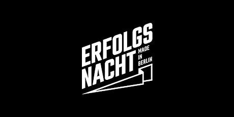 Erfolgnacht Online Tickets