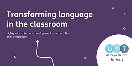 Transforming language in the Classroom - Full day workshop tickets