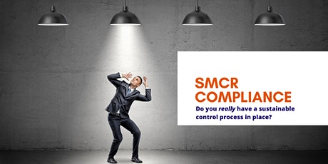 Under SMCR? Are your processes up to scratch? tickets