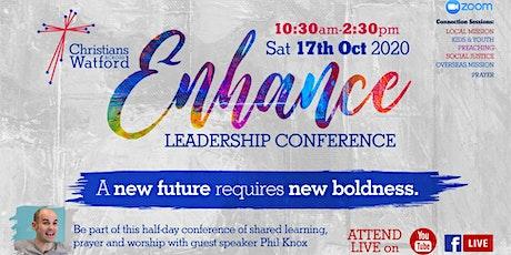 Enhance  2020 (CAW Leadership Conference) billets