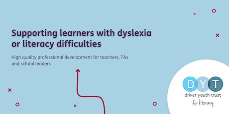 Supporting learners with dyslexia or literacy difficulties - Full day tickets