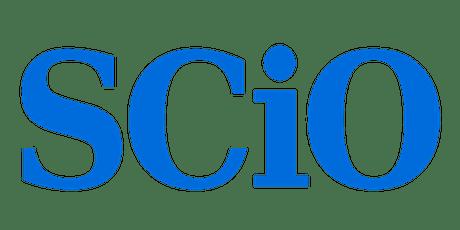SCiO Belgium - digitale meeting editie april 2021 tickets