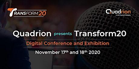 Virtual Conference: Transform20 | Digital Transformation, RPA, BI & Cloud. tickets