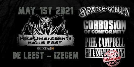 Headbanger's  Balls Fest 2020 -> 2021 (postponed date due to Covid-19) billets