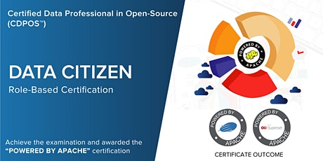 Certified Data Citizen Powered By Apache tickets
