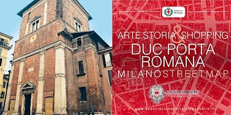 Tra romano e romanico: San Nazaro in Brolo e San Calimero biglietti