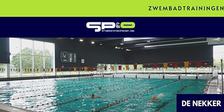 SP&O Zwemtraining vrijdag Nekkerpool tickets