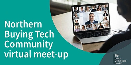 The Northern Buying Tech Community Virtual Meet-Up tickets