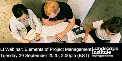 LI Webinar: The Elements of Successful Landscape Project Management