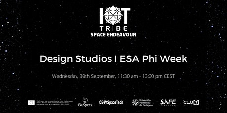 IoT Tribe Space Endeavour Design Studios I ESA Phi-Week tickets