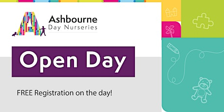 Open Day | Ashbourne Baby Nurseries at Princes Risborough tickets