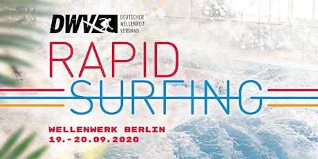 2. Offizielle Deutsche Meisterschaft  im Rapid Surfing Tickets