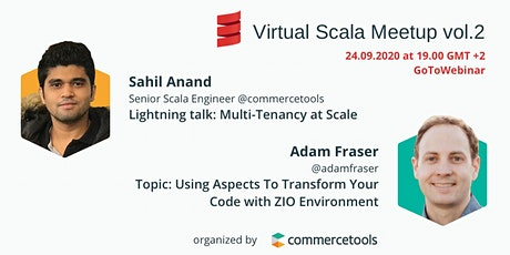Virtual Scala Meetup vol.2 tickets