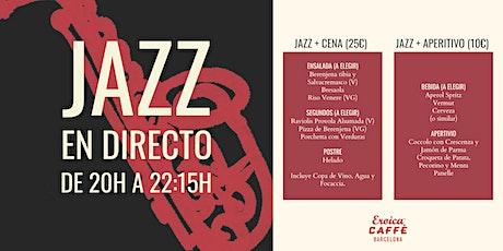 Jazz en Directo en Eroica Caffè Barcelona tickets
